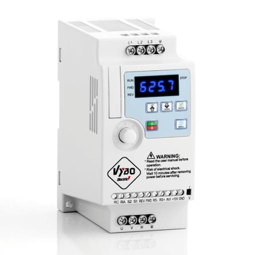 frekvenčný menič 0,75 kW A550