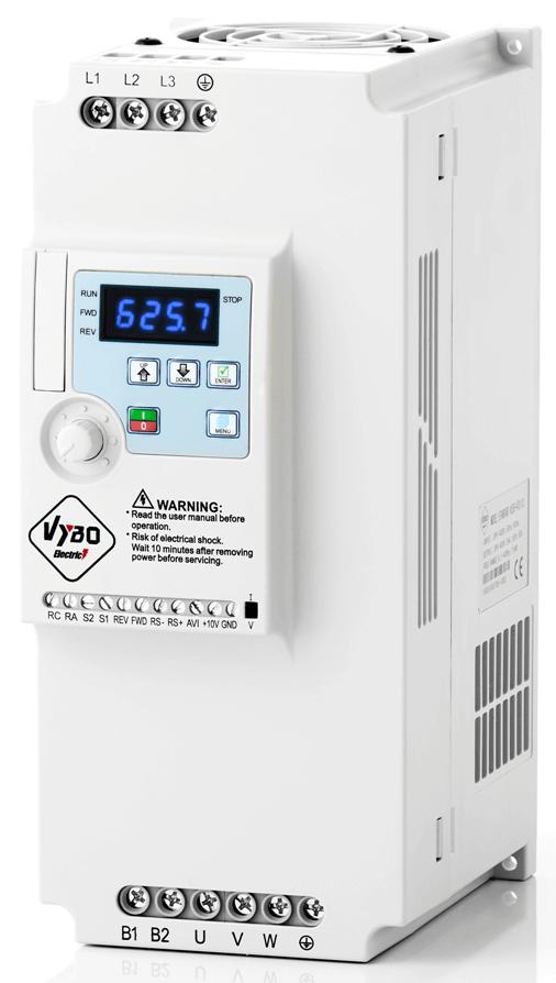 frekvenčný menič A550 11 kw v1