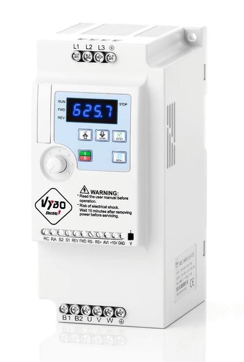 frekvenčný menič a550 0,4 kw v3
