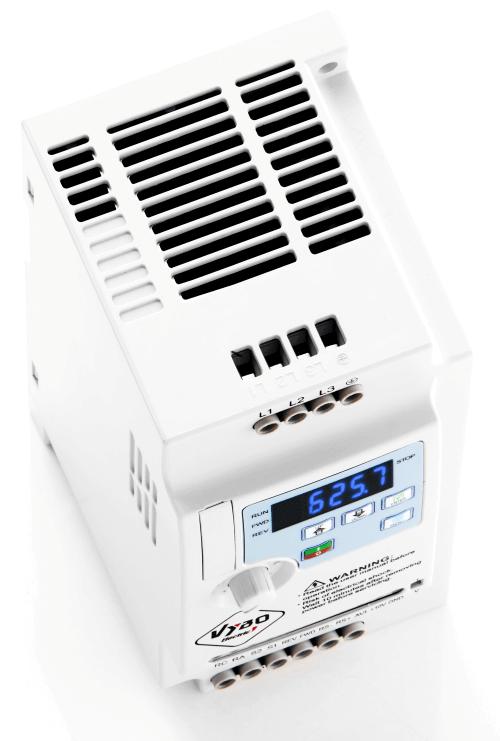 frekvenčný menič a550 0,4 kw v2