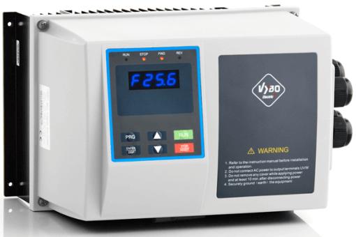 frekvenčný menič X550 0,75 kw v1