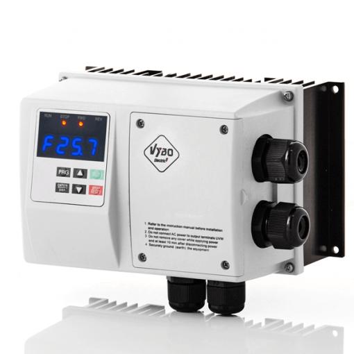 frekvenčný menič 0,75-2,2 kW X550