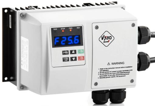 frekvenčný menič X550 0,75 kw v3